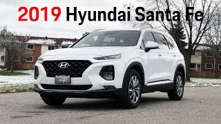 2019 All New Hyundai Santa Fe Review - Safer, Better and Sportier [4K]