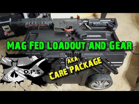 Mag Fed Loadout and Gear