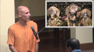 Learning Surrender from Jada Bharata by HG Mahat Tattva Prabhu, 10-17-15
