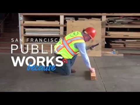 San Francisco Public Works: What we do.