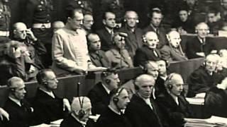 """""""Нюрнбргский эпилог"""" Суд над фашистскими преступниками в Нюрнберге, Германия. Немецкий взгляд, фильм"""