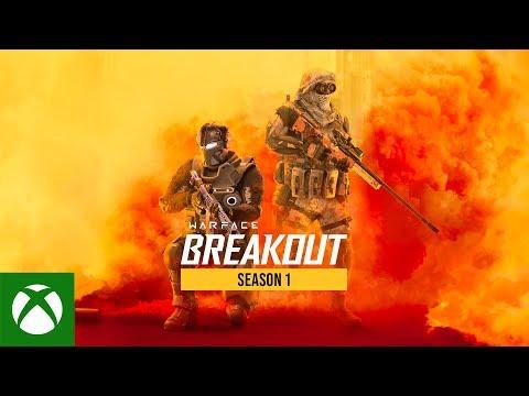 Warface: Breakout – Season 1 Trailer | Available now