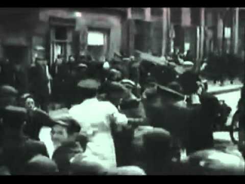 Jewish Uprising In Warsaw