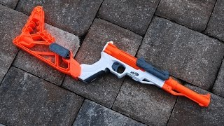 [REVIEW] Nerf Sharpfire Unboxing, Review, & Firing Test