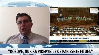 Adri Nurellari: Vetvendosja po mban peng konstituimin e Parlamentit të Kosovës