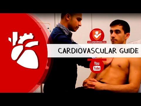 Cardiovascular Examination OSCE PASS Guide