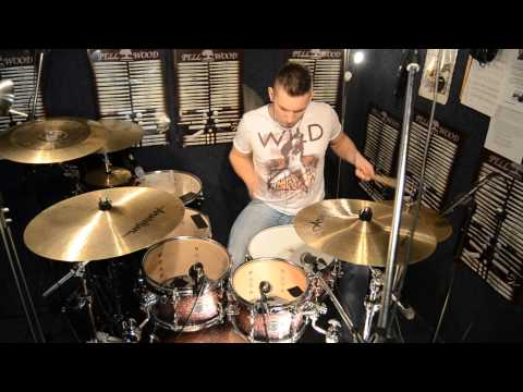 Intro to Funky , Latin , Rock Covers by Mika Ronos - SONOR SELECT s-drive-set-