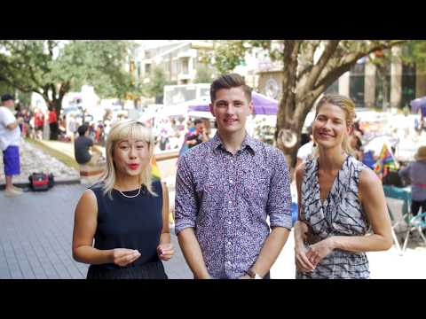 Ep 8 Oak Lawn - Feel the Fun of this Dallas LGBT Area | DTX