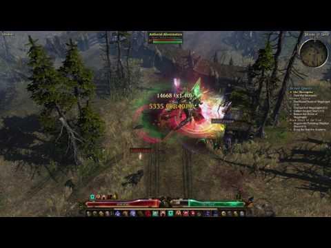 Grim Dawn 1.0.0.9 - Vitality Focused Blade Trap+Phantasmal Blades Trickster