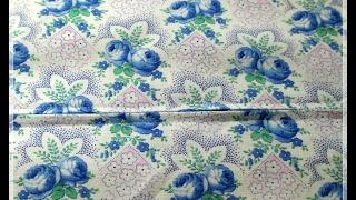 Käthes Nähstunde : Für Nähanfänger Reißverschluss verdeckt in einen Kissenbezug/ Kissenhülle  nähen