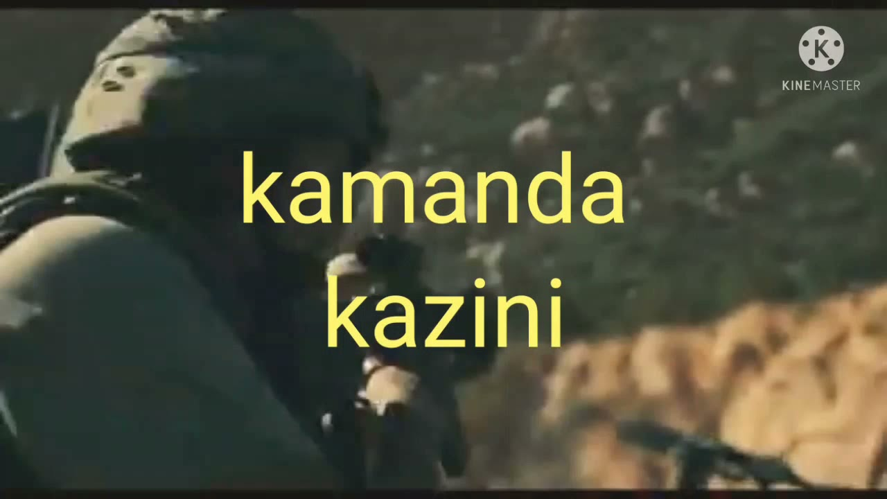 Download NAY wa mitego ft belle9_kamanda kazini[official video]