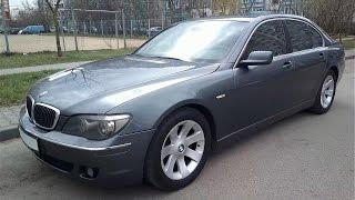 BMW 7 E65 3 0TDI