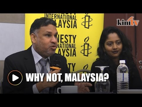 Malaysia yet to ratify UN Convention Against Torture