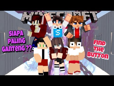 NYARI BUTTON PALING RUSUH - MINECRAFT FIND THE BUTTON