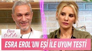 Esra Erol ile Ali Özbir'in uyum testi - Esra Erol'da 14 Haziran 2017