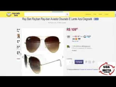 20c31d5a0ddbd Importar da China - Óculos Ray ban - 184 mil de lucro! - YouTube