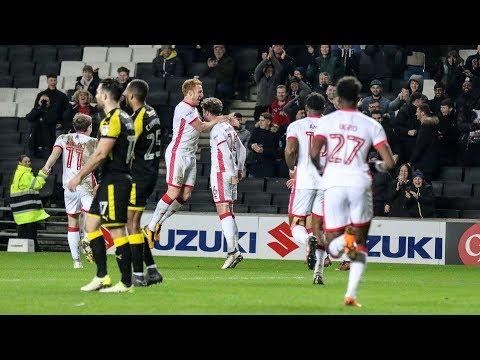 HIGHLIGHTS: MK Dons 3-2 Rotherham United