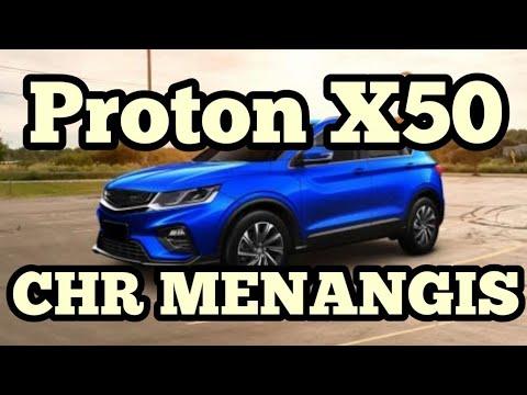 Proton X50 - bakal gegar pasaran kereta kompak SUV
