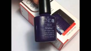 CND Shellac Rock Royalty(, 2015-03-25T07:28:37.000Z)