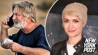 Alec Baldwin breaks silence on Halyna Hutchins shooting: 'Heart is broken' | New York Post