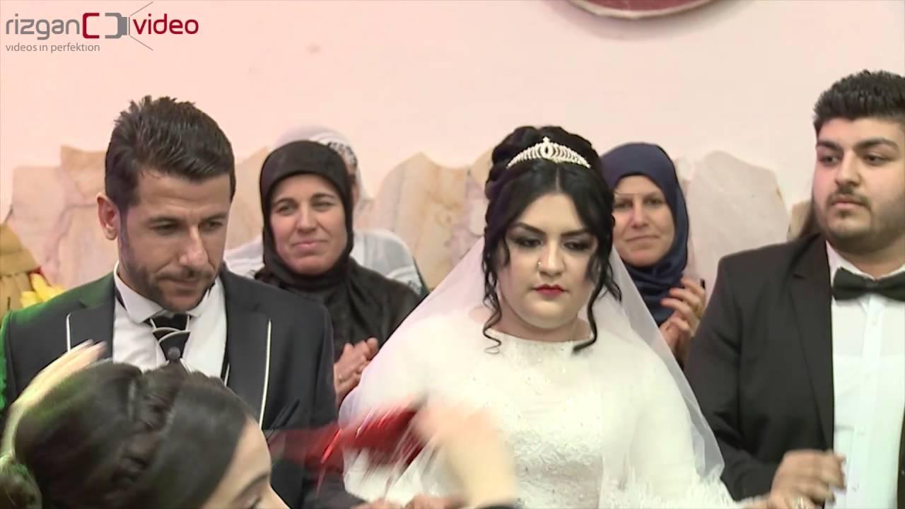 Kesire & Bekir - Kurdische Hochzeit - Frankfurt - Koma Hezex ... - Einladungskarten Hochzeit Frankfurt