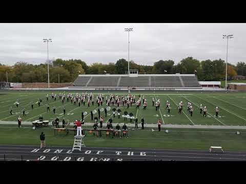 Forest City High School Marching Band
