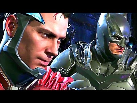 INJUSTICE 2 Bande Annonce Finale (Justice League, 2017) PS4/Xbox One streaming vf