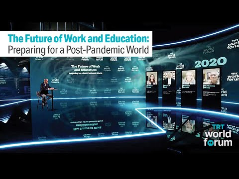 The Future of Work and Education: Preparing for a Post-Pandemic World
