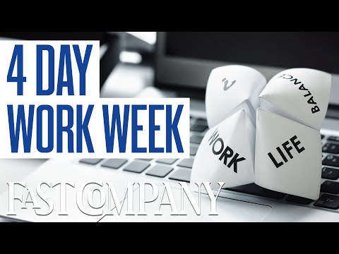 How to Get a 4-Day Work Week | Fast Company