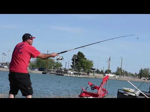 Fishing In El Paso