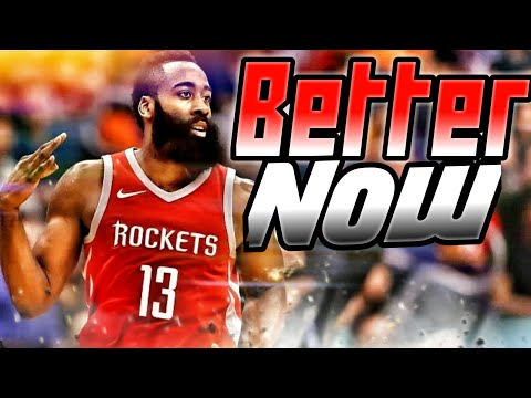 "James Harden Mix - ""Better Now"" Ft. Post Malone 