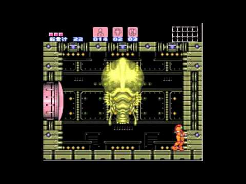 Lets Play Super Metroid Part 3: Phantoon Gets Ghosted!