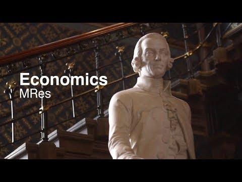 MRes Economics
