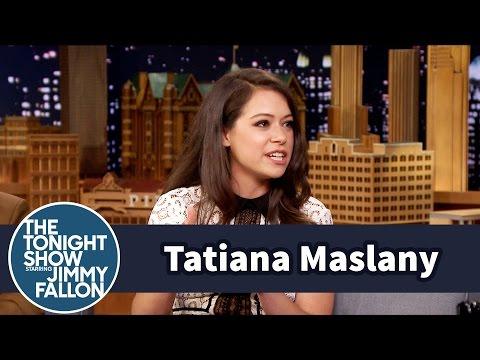 Hair and Makeup Helps Tatiana Maslany Keep Her Orphan Black Clones Straight
