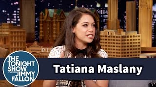 Video Hair and Makeup Helps Tatiana Maslany Keep Her Orphan Black Clones Straight download MP3, 3GP, MP4, WEBM, AVI, FLV November 2017