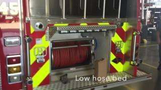 Philadelphia Fire Department Spartan ER Engine Walk Around