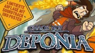 Let's Play Chaos auf Deponia #000 [Deutsch] [HD+] - Ein völlig neues Tutorial