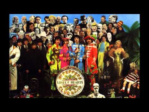 Video - The Beatles -  Lucy in the Sky with Diamonds