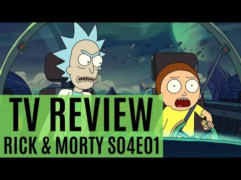 Rick and Morty S04E01 Review