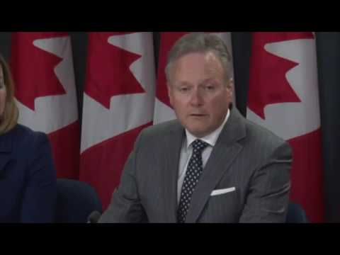 Bank Of Canada Announces Interest Rate Hike To 0.75%