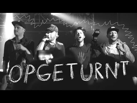 STUK x Kraantje Pappie - Opgeturnt [OFFICIAL VIDEO]