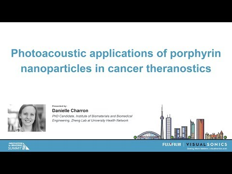Photoacoustic applications of porphyrin nanoparticles in cancer theranostics