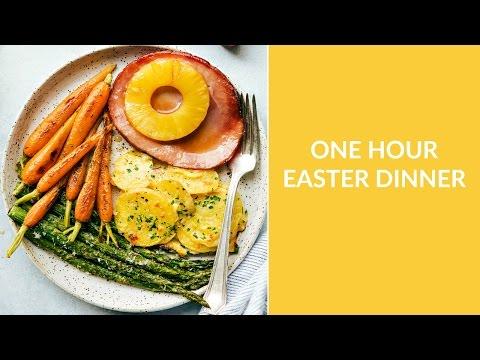 One Hour Easter Dinner