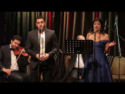 Ya Zahratan Fi Khayali  - Dalia Farid and George Gamal with Awtar