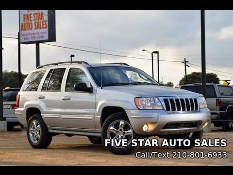 2004 Jeep Grand Cherokee Overland Platinum Edition 4.7 H.O. Review