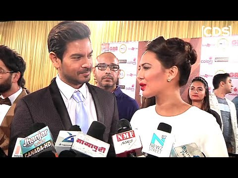 Rochelle Rao And Keith Sequira Interview At ITA Awards 2017 Colors