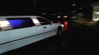 видео Аренда лимузинов | Мост через Керченский пролив