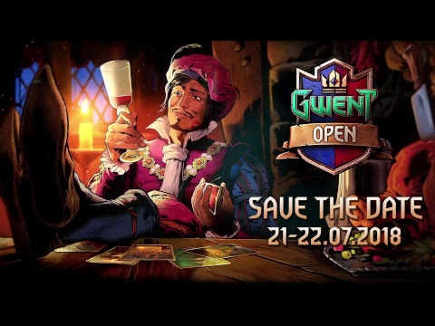 GWENT Open #5 | Semifinals and Final | $25 000 prize pool | Starting at 4 PM CEST!