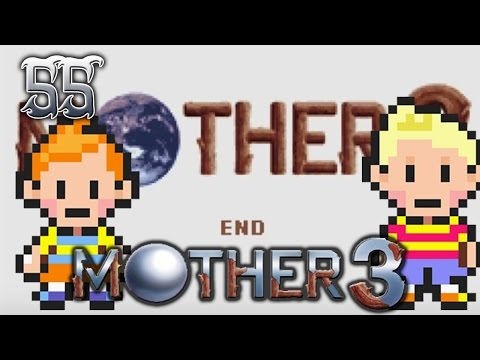 Jugando a Mother 3: Capitulo 55 - FINAL