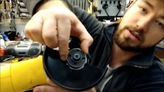 Проблема китайских болгарок,- люфт вала редуктора/How to repair the grinders
